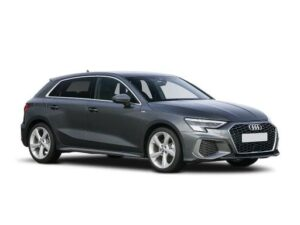 Audi A3 Sportback 30 TFSI S Line 5dr Manual on a Month-to-Month Car Subscription