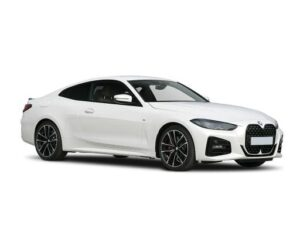 BMW 4 Series Coupe 420i M Sport [Pro Pack] 2dr Auto on a Flexible Car Subscription