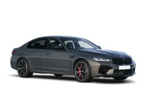 BMW M5 Saloon M5 Competition DCT Ultimate 4dr Auto on a Flexible Car Subscription