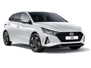 Hyundai i20 Hatchback 1.0T GDI 48v MHD Ultimate DCT 5dr Auto on Short-Term Car Lease