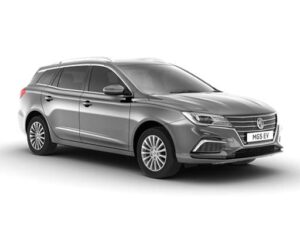 MG MG5 Estate 115kW Excite EV 53kWh 5dr Auto on Short-Term Car Lease
