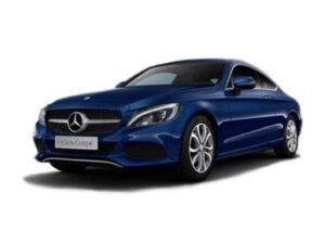 Mercedes-Benz C Class Coupe C200 AMG Line Edition 2dr Auto on a Month-to-Month Car Subscription